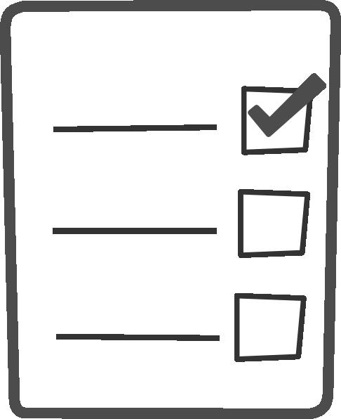 image stock checklist vector black #94999789