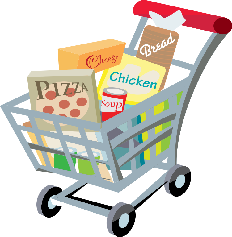 graphic free download supermarket clipart pixel art #84312929