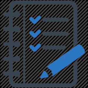 vector free stock List clipart task. Sort learning tasks by.