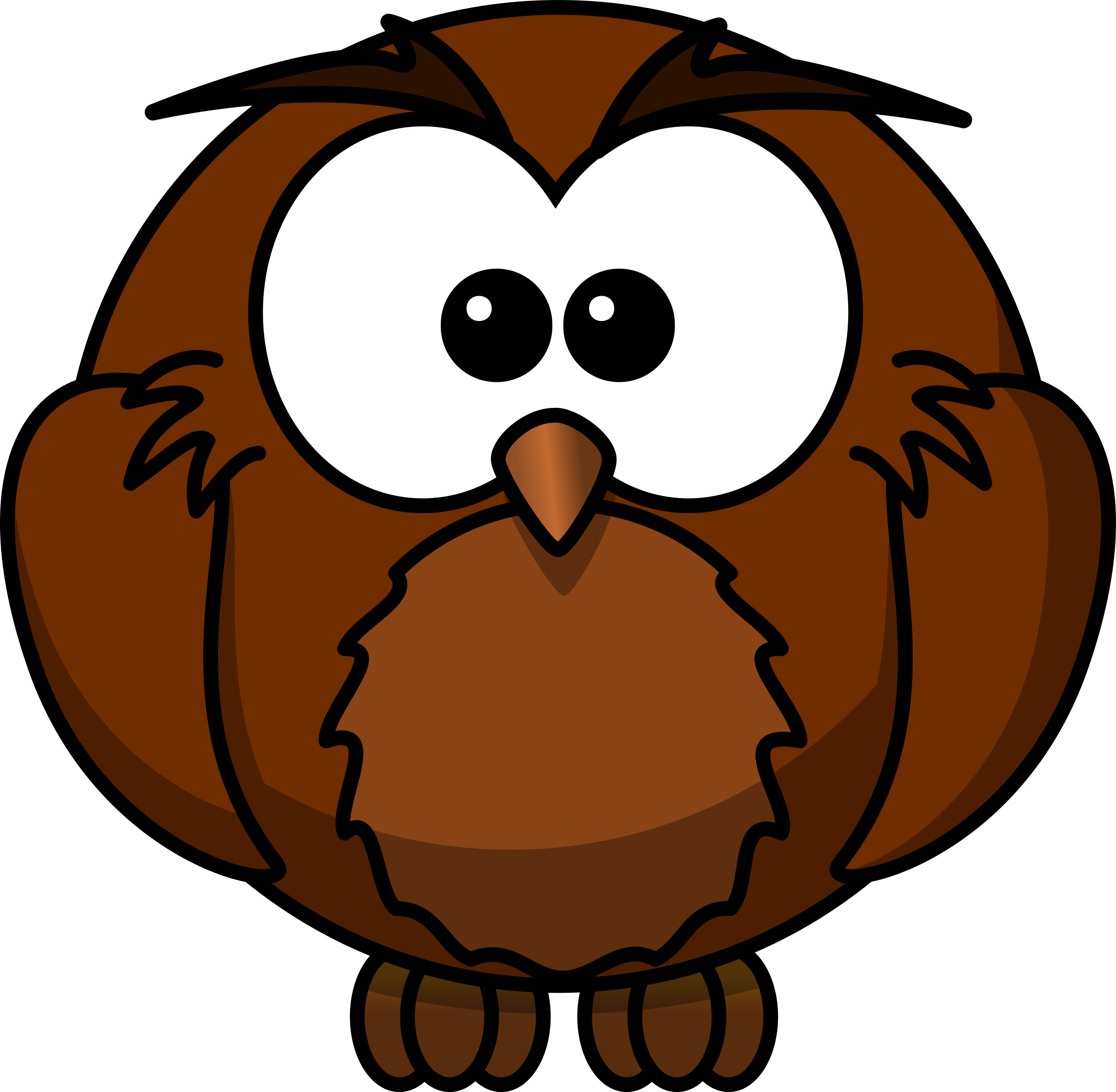 graphic free Listen clipart cartoon. Wise owl who has.