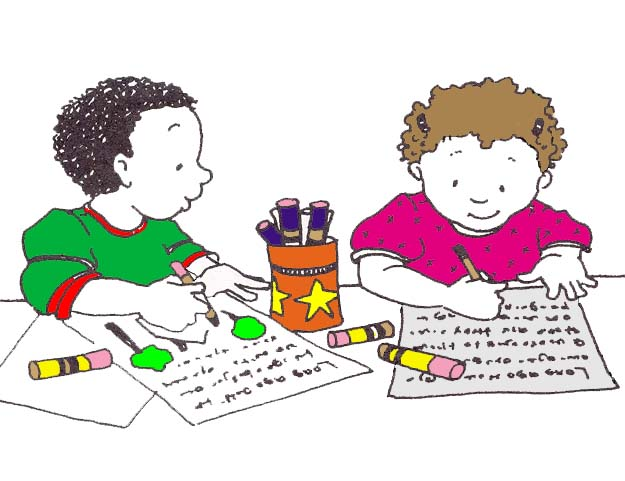 freeuse library Centers clipart checker. Free literacy cliparts download.
