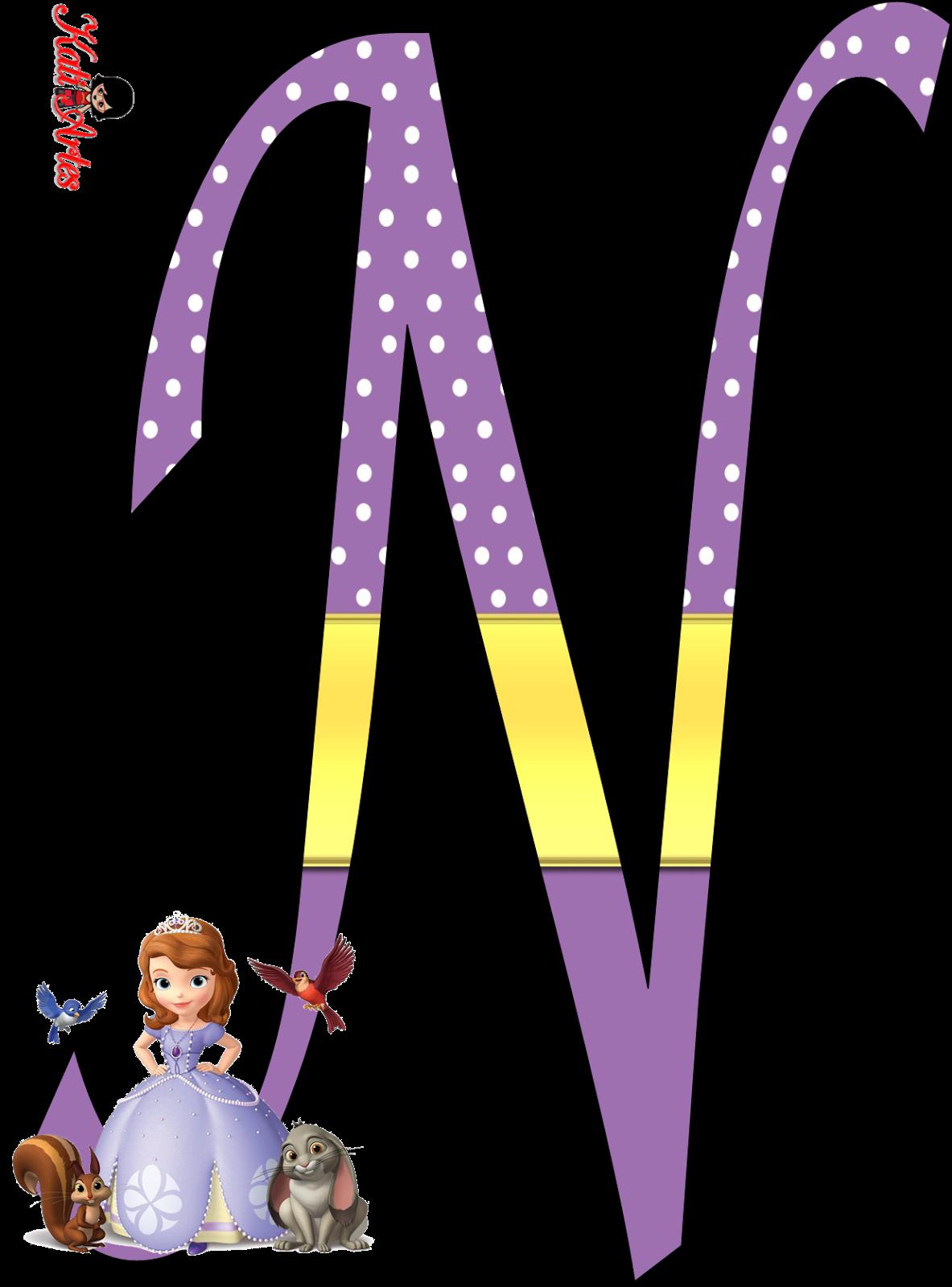 vector stock Sofia the first alfabeto. Literacy clipart alphabet.