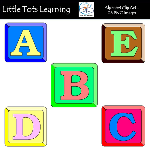 clip art library Literacy clipart alphabet block. Blocks clip art commercial.