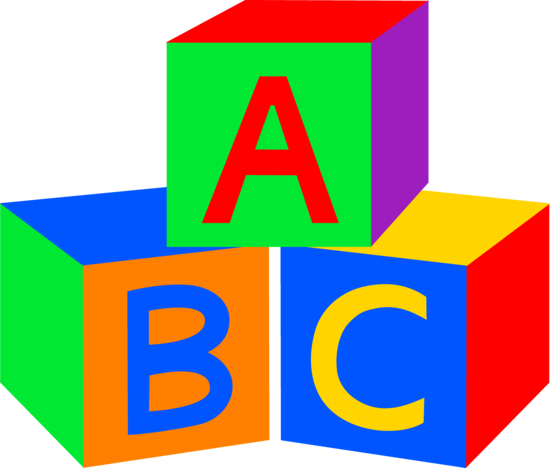 graphic free library Abc Blocks Clipart at GetDrawings