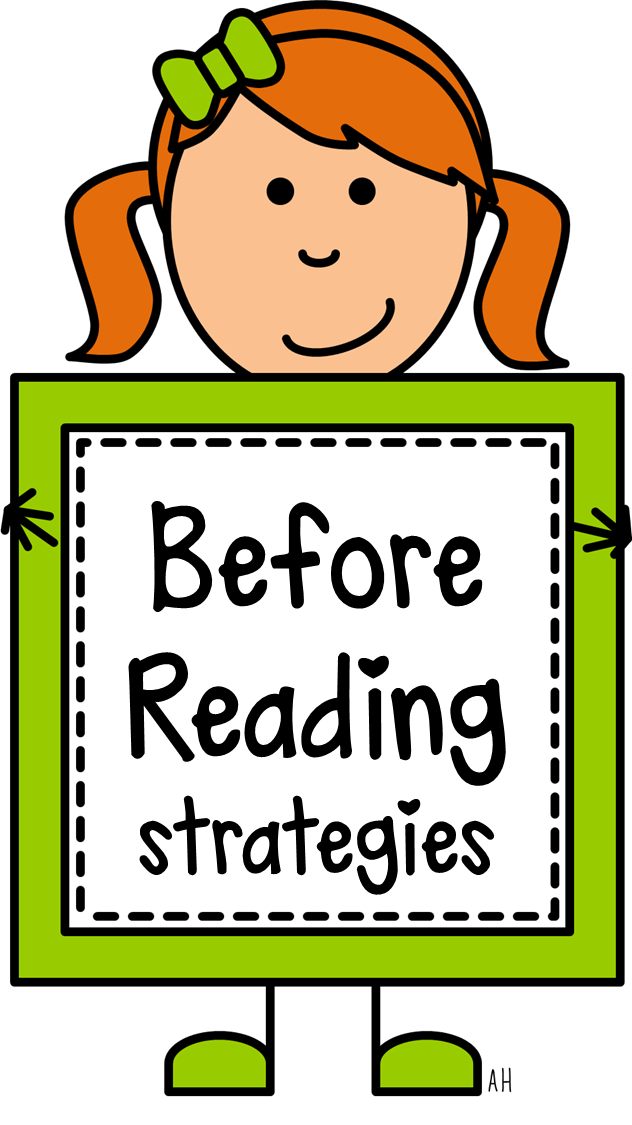 picture library download Comprehension strategies before reading. Literacy clipart emergent literacy.