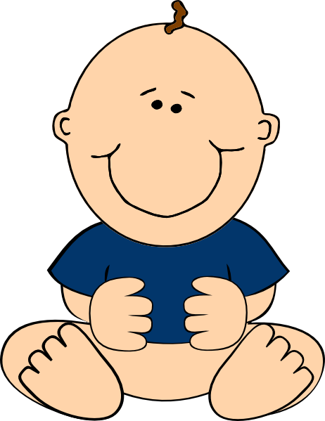 clip freeuse download Navy clip art at. Little clipart baby sitting.