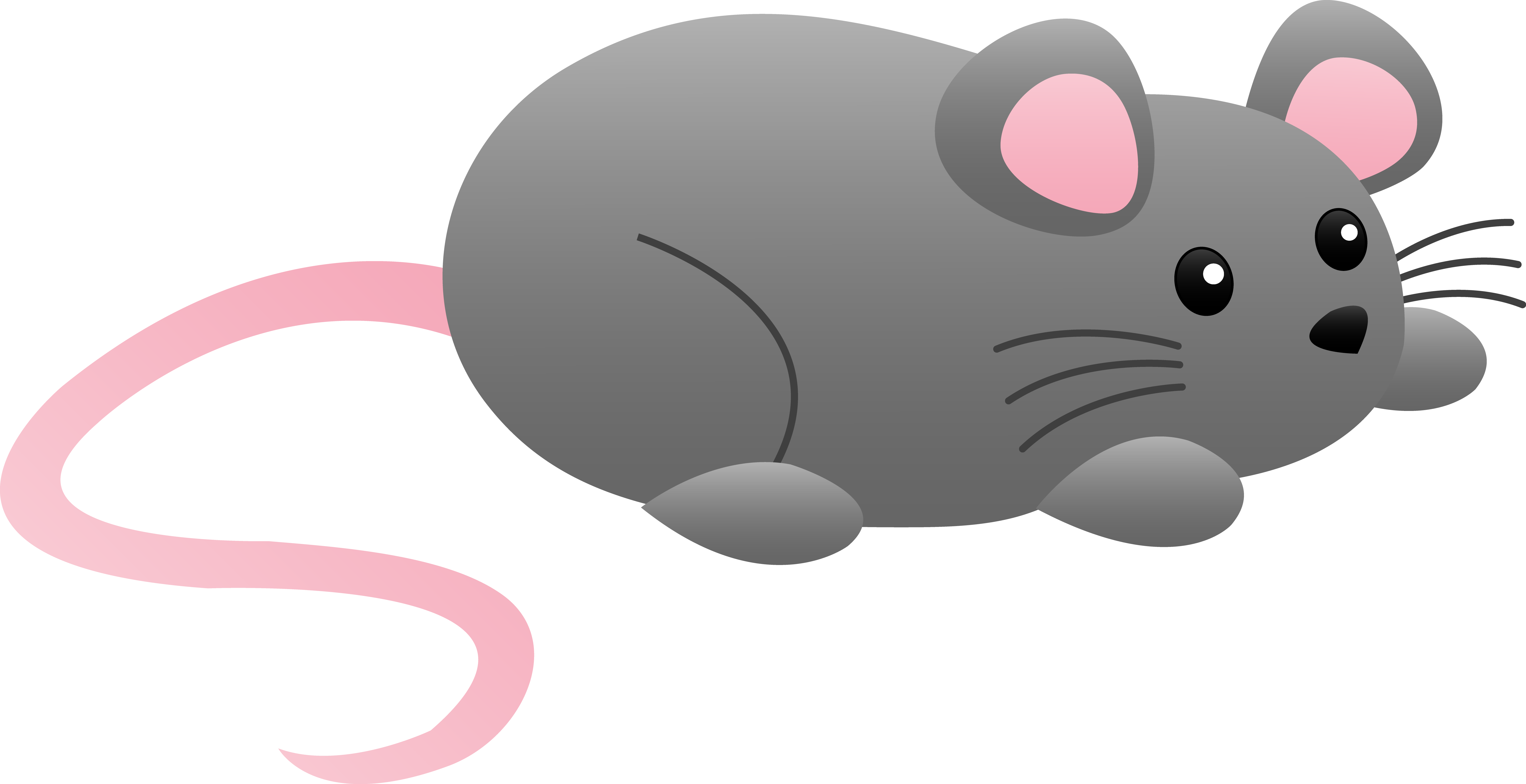 image royalty free stock Little gray free clip. Mouse clipart.