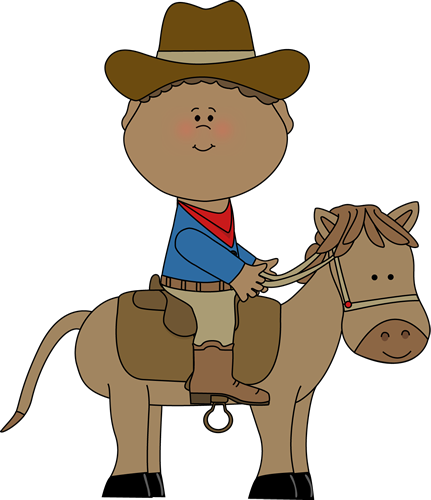 jpg stock Little Boy Clipart cowboy