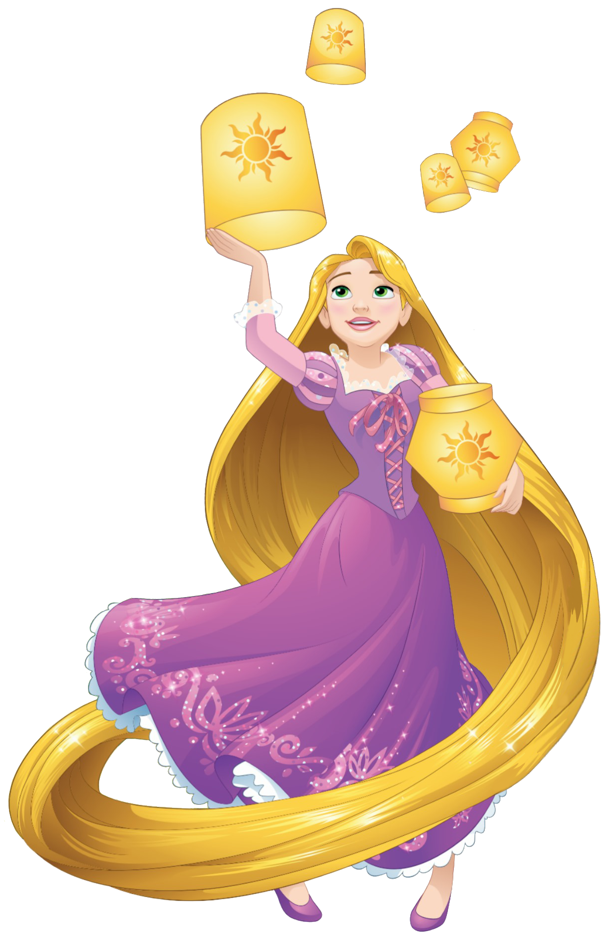 picture freeuse download Little clipart rapunzel. Gallery images of from.
