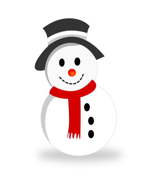 royalty free stock Little clipart small. Free snowman clip art.