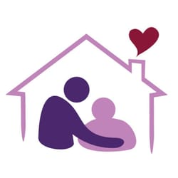 picture transparent library Living clipart love home. Caring assisted .