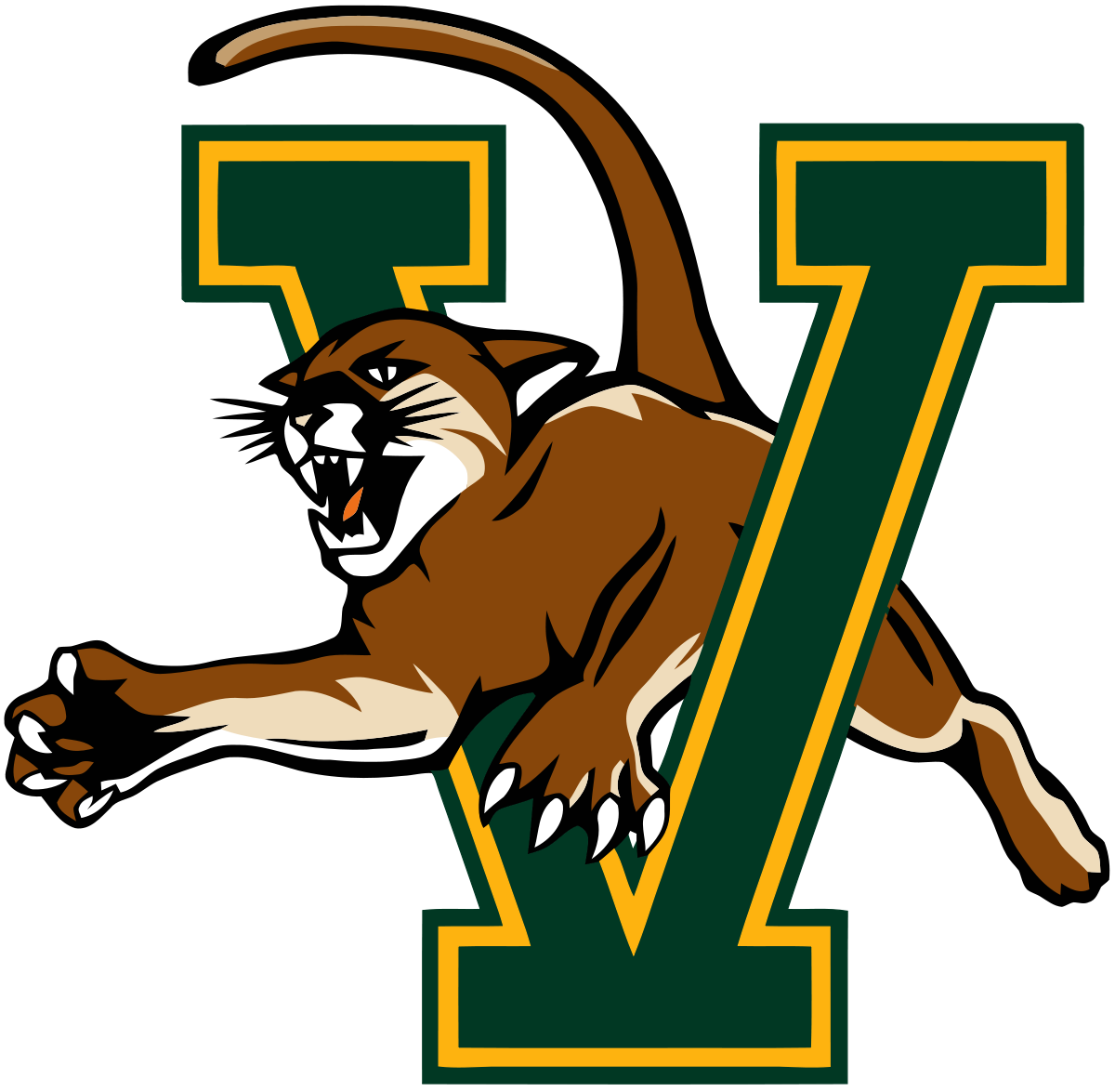 clip art royalty free download Living clipart mascot. Know thy enemy uvm.