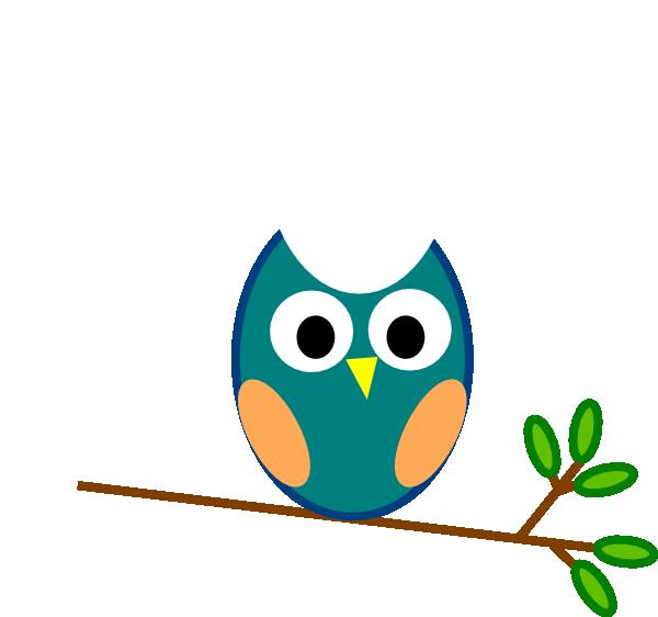 clip transparent Cool cartoon owls clip. Living clipart mascot.