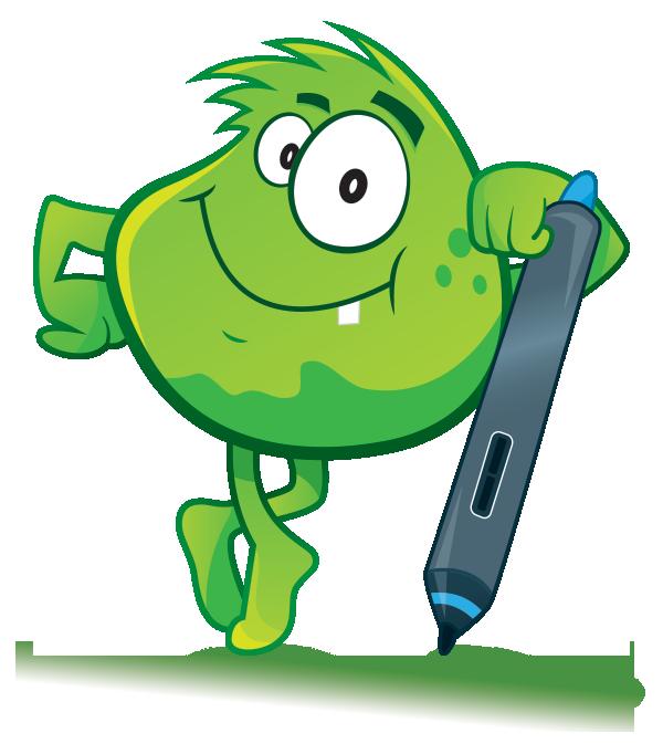 graphic freeuse Living clipart mascot. Designer for hire custom.