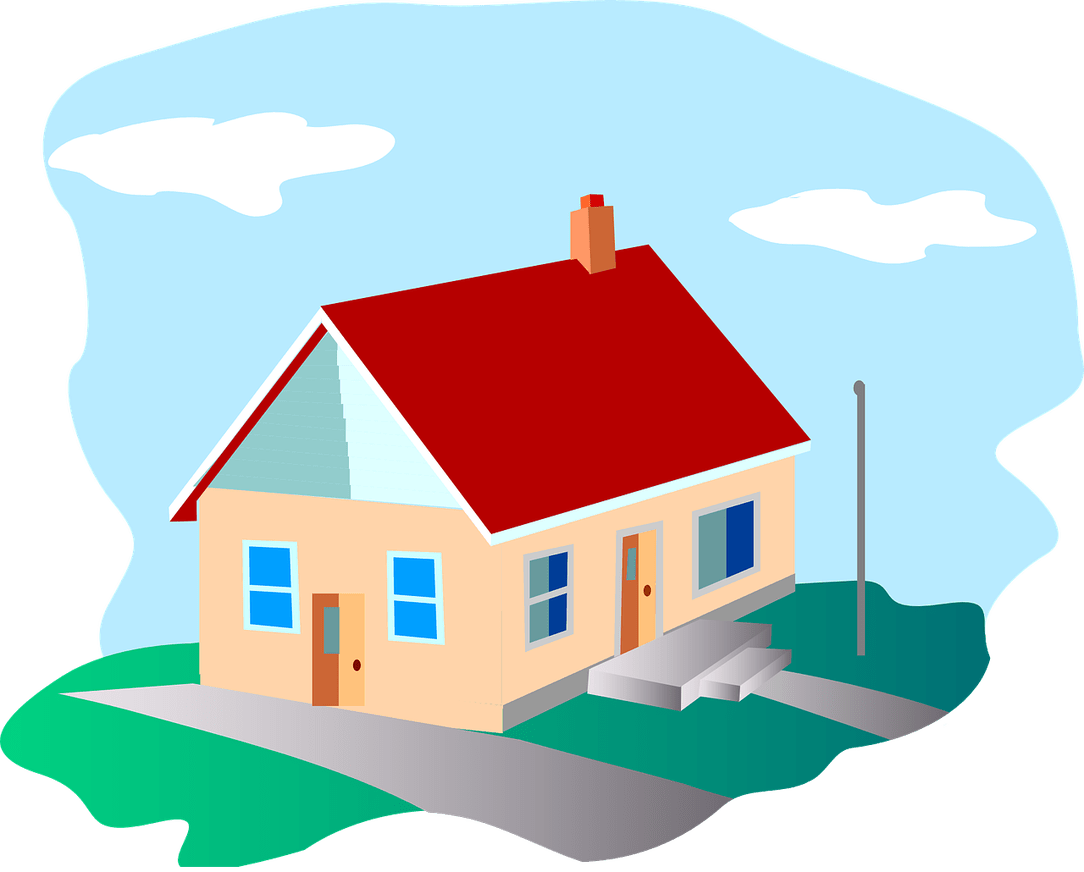 banner Living clipart nice home. At is common but.