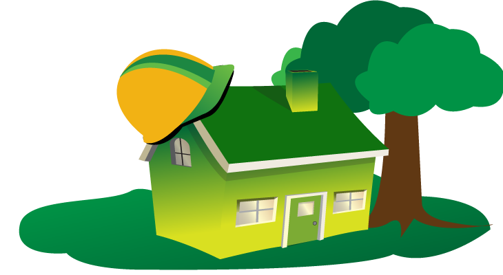 jpg freeuse library Living clipart perfect house. Jb property solutions an.