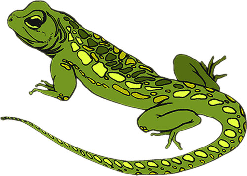 banner royalty free stock Free cliparts download clip. Lizard clipart.