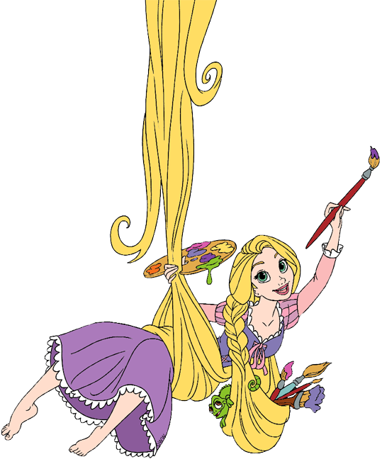 clip royalty free download Rapunzel free on dumielauxepices. Lizard clipart tangled character.