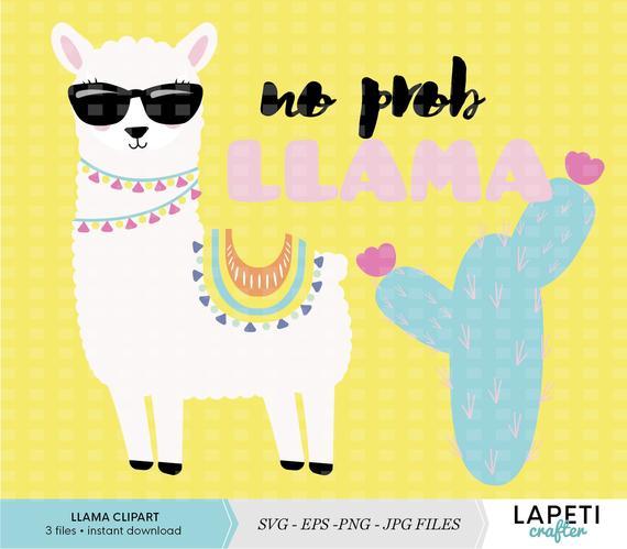 png royalty free stock Alpaca printable cute clip. Llama clipart.