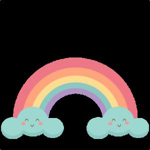 banner stock Happy miss kate cuttables. Llama clipart rainbow.