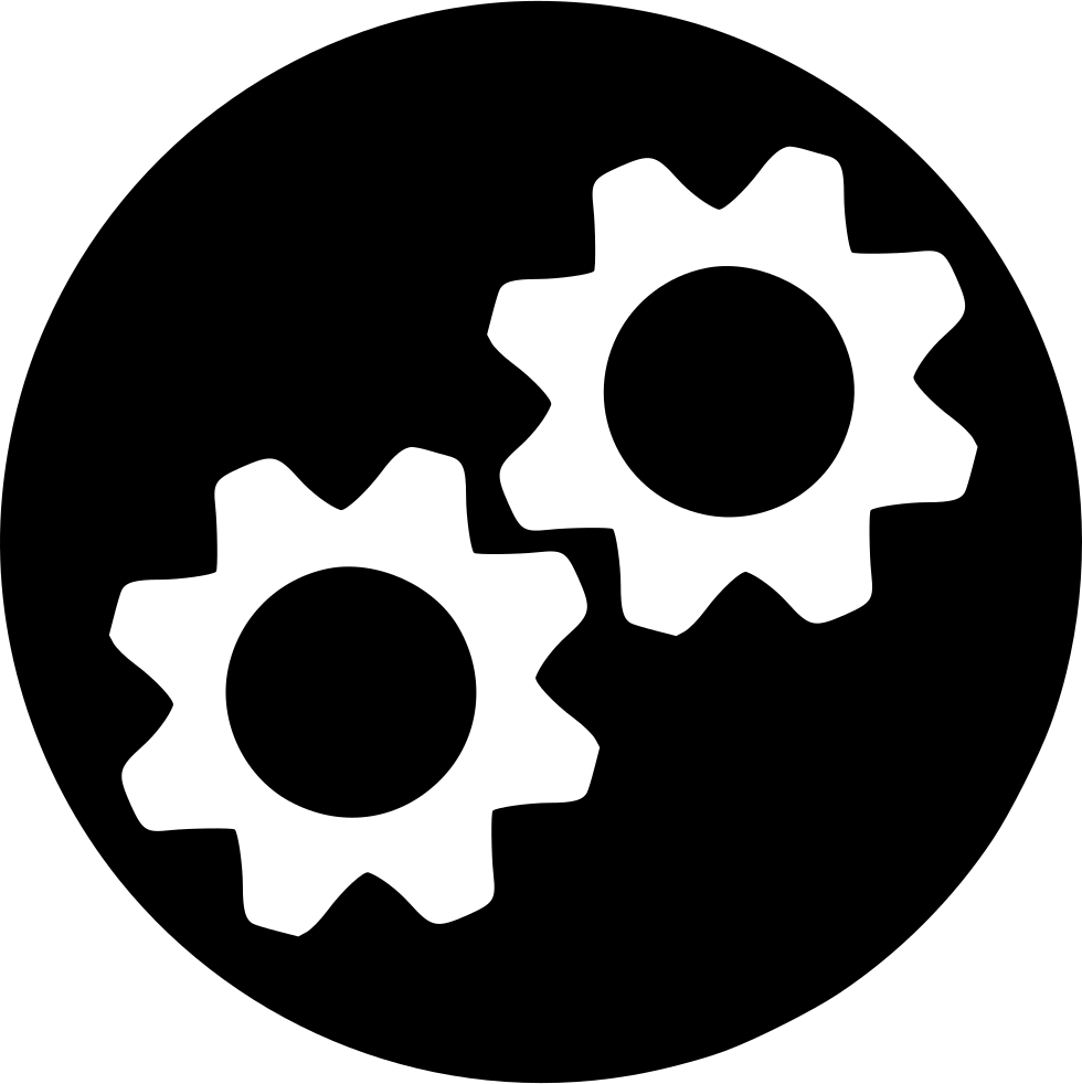vector royalty free Engine Loading Load Process Round Gears Svg Png Icon Free Download