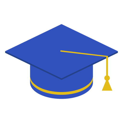picture freeuse stock Graduation cap blue
