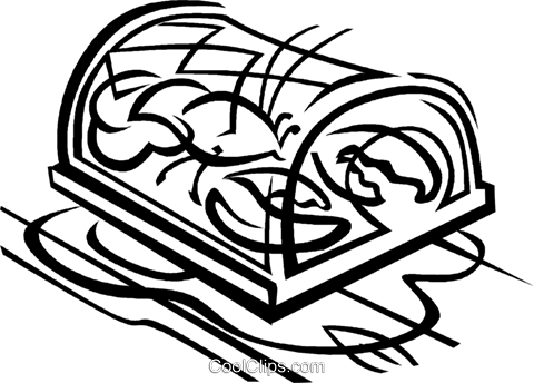 image library library Lobster Clipart Black And White