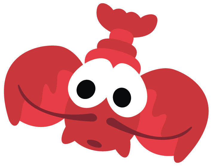 image royalty free lobster clip eye #99067755
