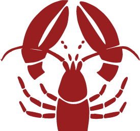 vector freeuse library lobster transparent skinny #114236684
