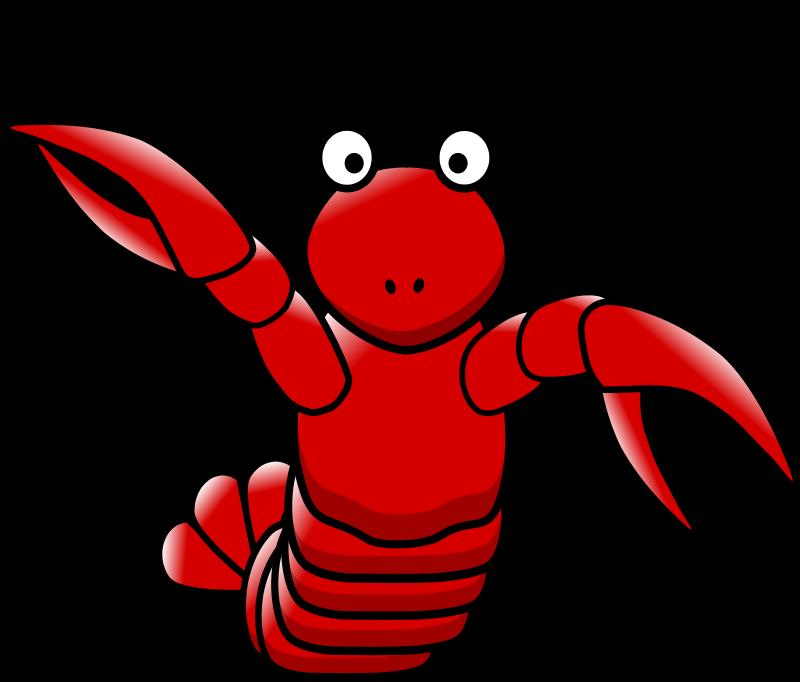 svg Lobster Clipart