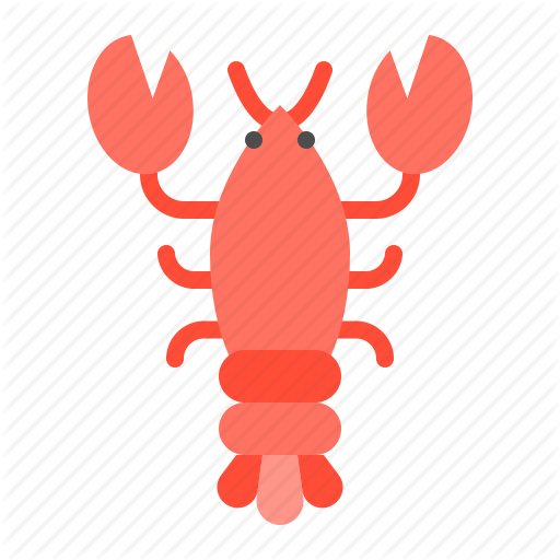 clipart free Lobster clipart invertebrate. Aquatic animal free on.