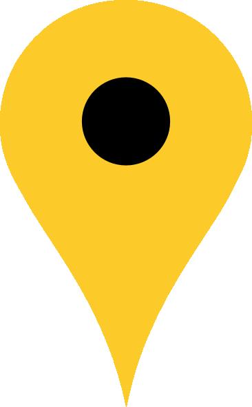 clipart transparent library Location clipart. Symbol map clip art.