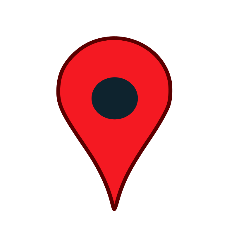 svg transparent download Map Pin Transparent Clipart