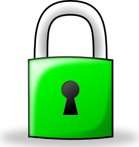 image royalty free stock Lock Free Clipart