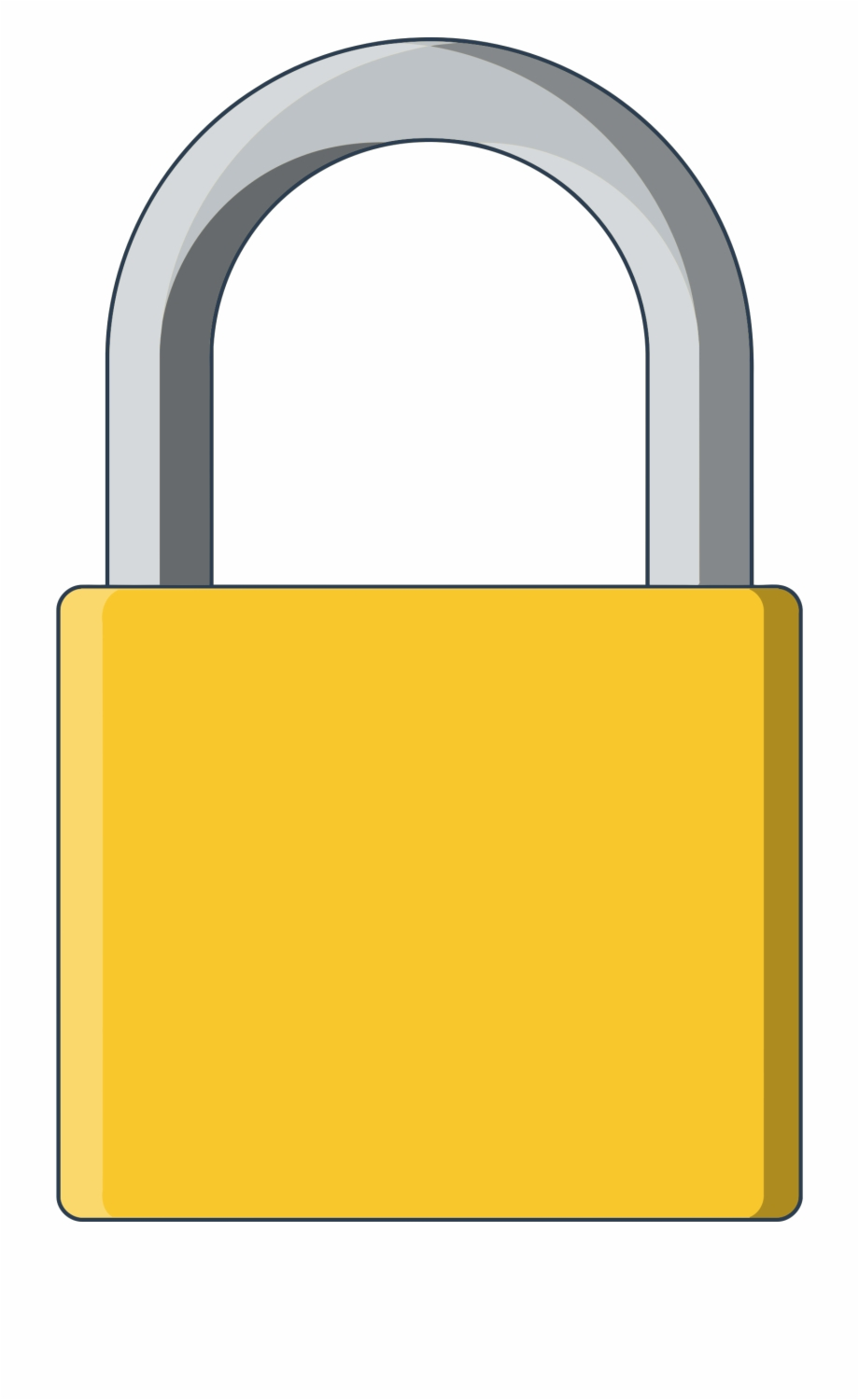 clip art freeuse library Png royalty free library. Lock clipart.