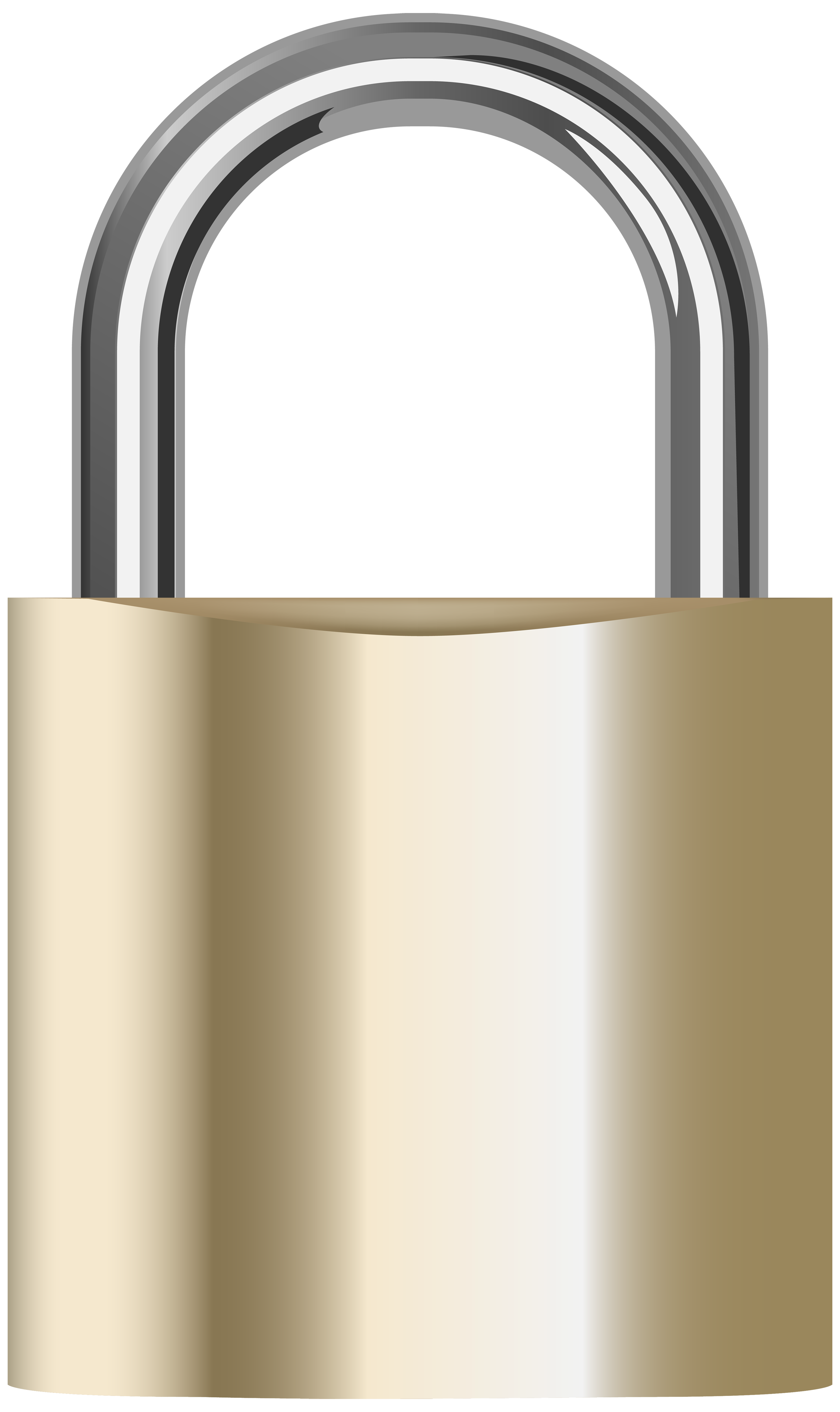 clipart black and white Lock png clip art. Padlock clipart golden