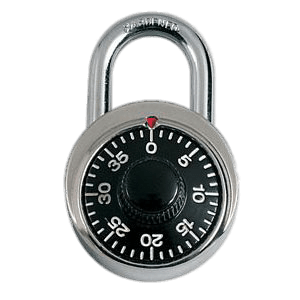 png library Combination Lock transparent PNG