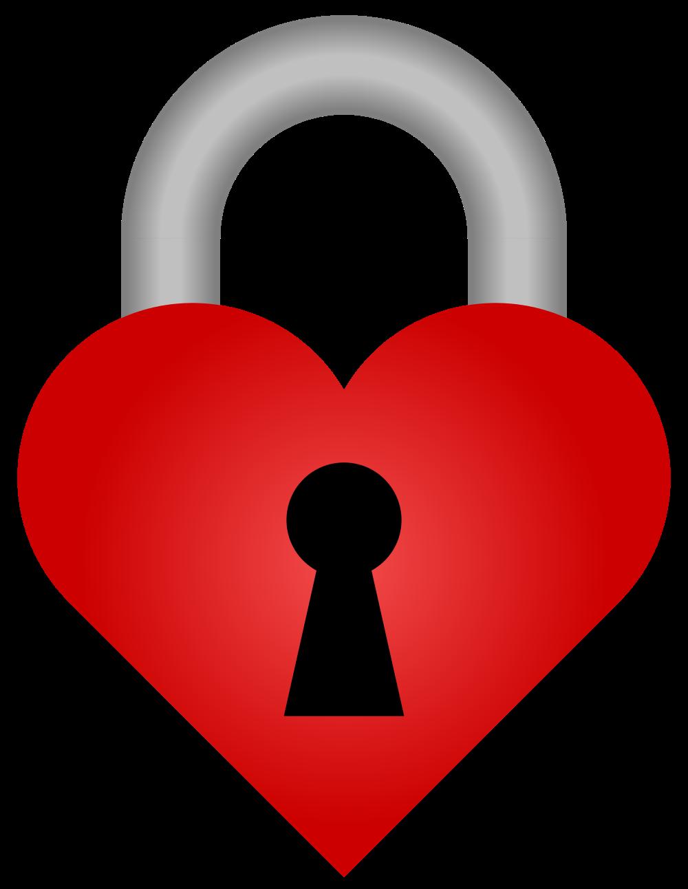 png stock Lock clipart heart. File padlock svg wikimedia.