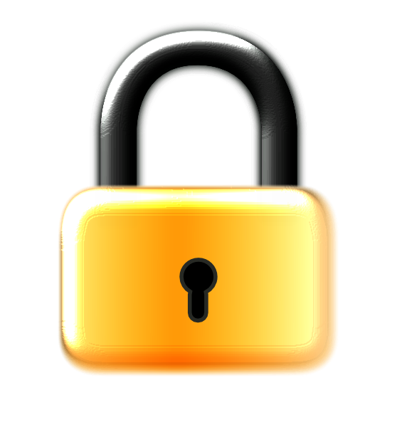 svg library Lock and key clipart. Padlock large frames illustrations