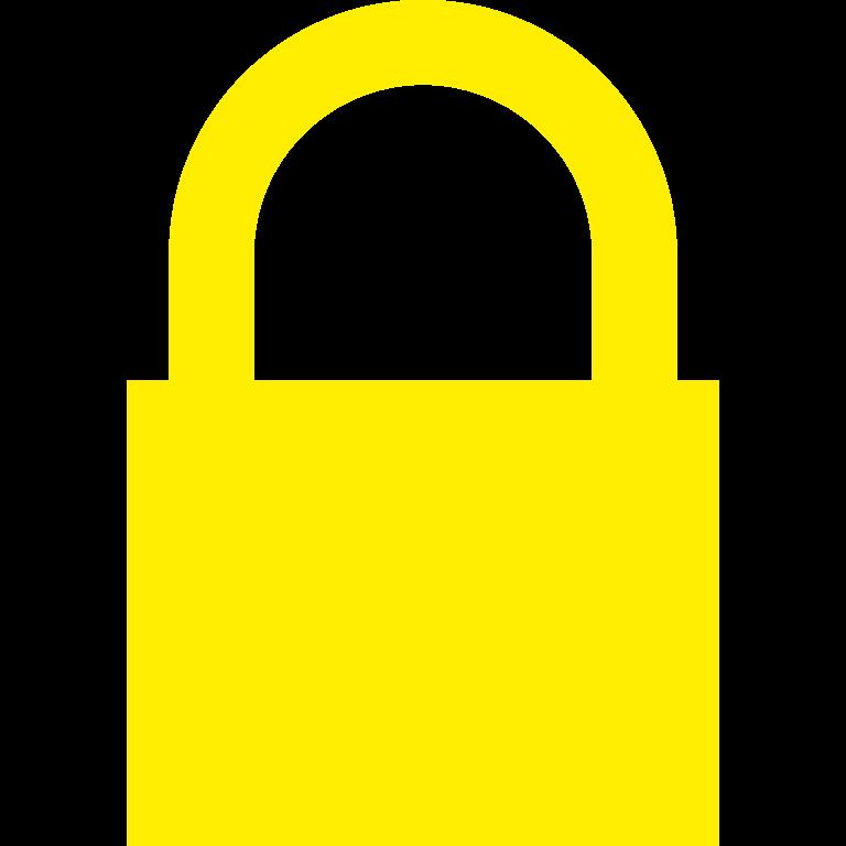 svg freeuse lock transparent minimalist #114258654