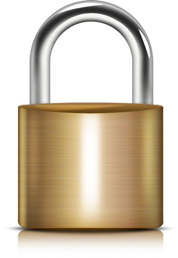 vector library lock transparent security #114259004
