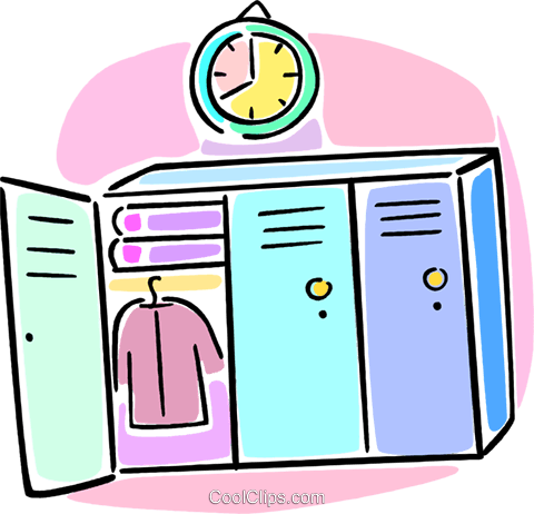 picture free download Locker Clipart at GetDrawings