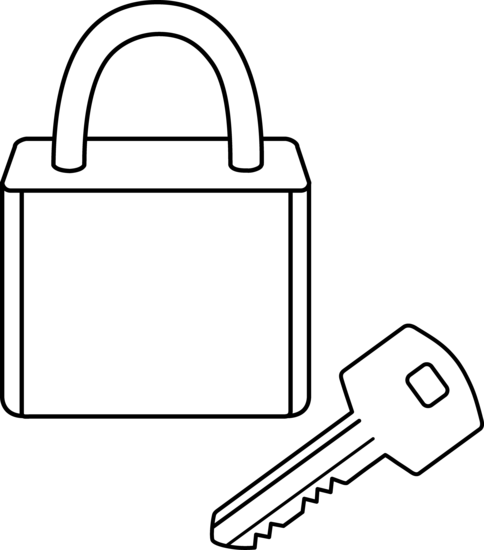 picture royalty free stock Locker clipart top. Lock cilpart fresh ideas.