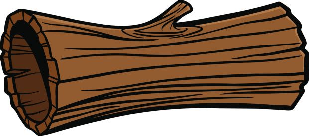 png free Wood pile art clip. Logs clipart.