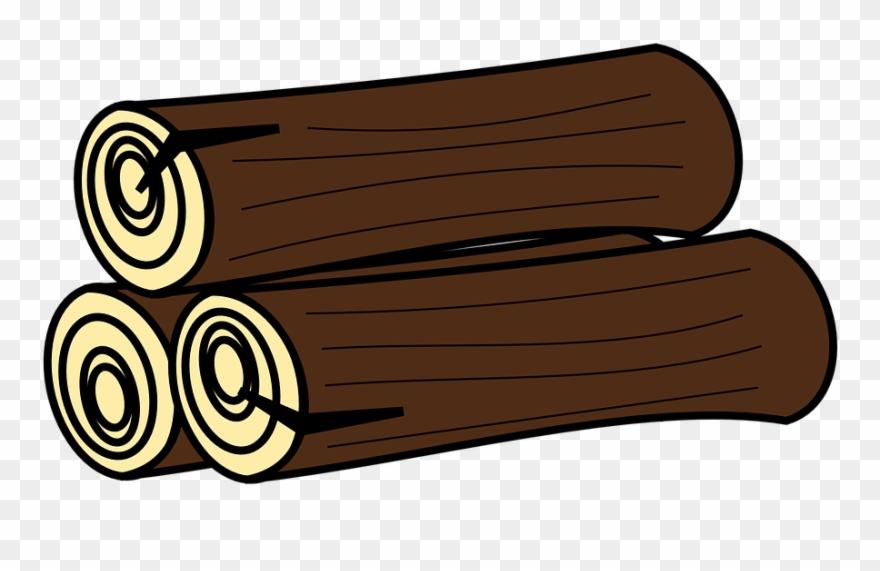 freeuse stock Log clipart. Gambar logs png download.