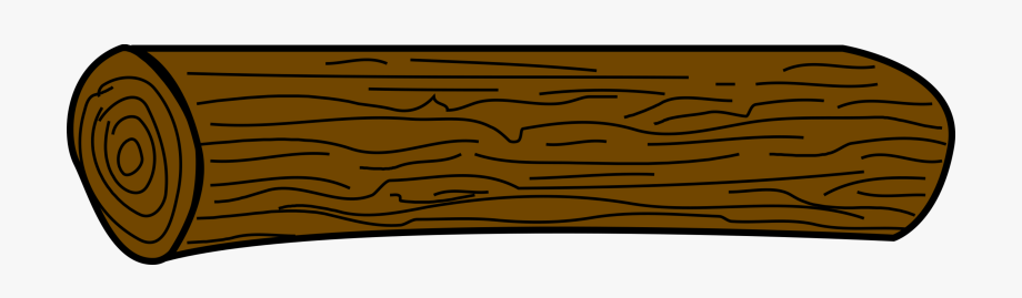 clip art download Brown log picture of. Logs clipart.