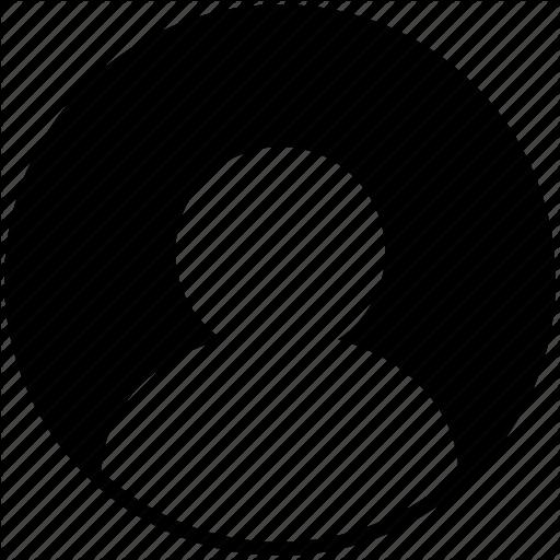 clip art library Avatars generic user free. Log clipart avatar.