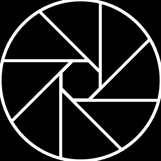 vector freeuse stock Aperture Symbol Tutorial