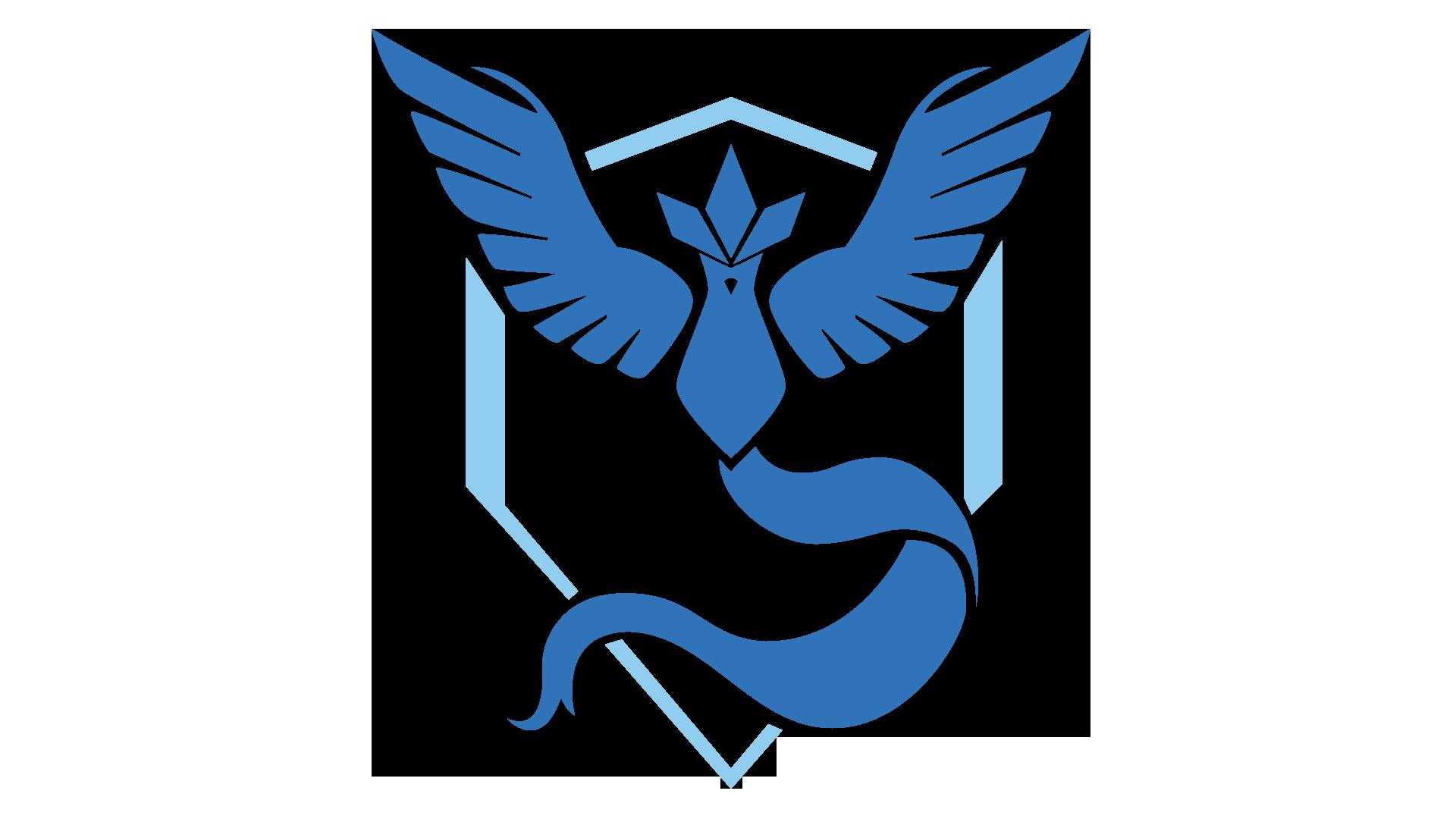 clip art transparent stock Team Mystic Logo
