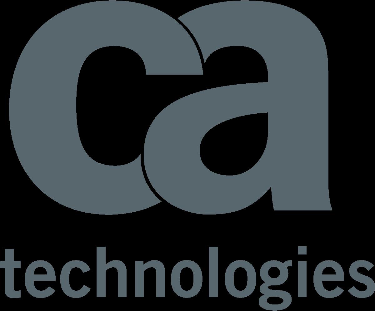 vector royalty free stock CA Technologies